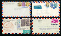 Japan Stamps Lot of 14 Flight Covers