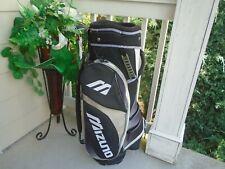 Mizuno atand golf bag with rain cover