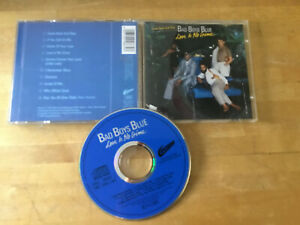 Bad Boys Blue ‎- Love Is No Crime  [CD Album] 1987 Made in W.-Germany   Coconut