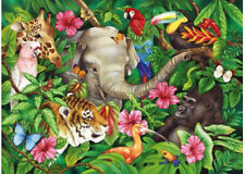 Ravensburger Tropical Friends 60 Piece Jigsaw Puzzle RB09533-9