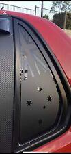 VF VE Commodore Ute (Vinyl Stickers) Aussie flag Qtr window decals