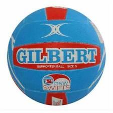 NSW Swifts Gilbert Supporter Netball - Size 5