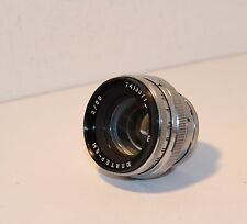 JUPITER-8M 50mm f/2 Contax Mount Fixed Focus Lens .... ( 7413377 )