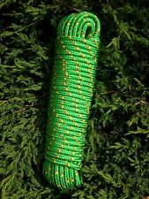 Nr.18 Grünes PP-Seil 12 mm, 30m,Expanderseil,Planenseil,Kunststoffseil,Leine,Tau