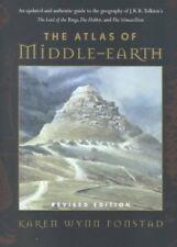 Atlas of Middle-Earth, Paperback by Fonstad, Karen Wynn, ISBN 0618126996, ISB...