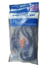 GE 5.4 ft. 3-Prong Dishwasher Cord