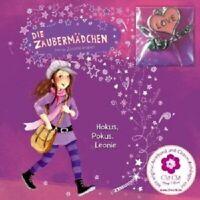 DIE ZAUBERMÄDCHEN - HOKUS,POKUS,LEONIE (BAND 1)   CD  KINDERERZÄHLUNG  NEU