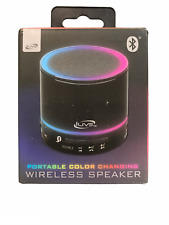iLive ISB07B Bluetooth Speaker with Rechargeable Battery FM Radio GA