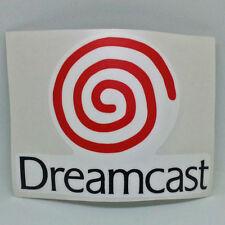Sega Dreamcast Logo Sticker Vinyl Decal NO Video Game Console MS MD Gear