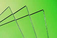 3mm Makralon UV Polycarbonate Sheet 600 x 400mm Pergolas, Windows Shields Glass