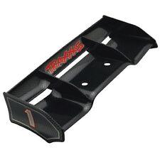 Traxxas TRA5446G Exo-Carbon Fiber Graphite Deck Wing: 1/10 Revo & E-Revo