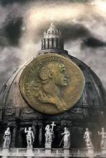 Numis - Sesterzio di Traiano - REX PARTHIS DATUS - moneta romana antica