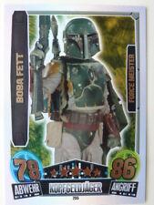 Force Attax Star Wars Serie 3 (2013 rot), Boba Fett (235), Force Meister