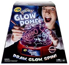 Crayola Glow Dome New Toy Build Colour Boys Girls Fun Happy Draw Ages 6+ Gift
