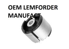 Lemfoerder Suspension Trailing Arm Bushing Rear 33 32 6 770 817