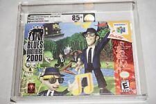 Blues Brothers 2000 (Nintendo 64 n64) NEW Factory Sealed VGA 85+
