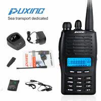 1PCS PUXING PX-777 VHF CTCSS/DCS Amateurfunk Handfunkgerät Walkie-Talkie 128CH