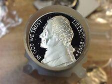 2003-S Proof Jefferson Nickel. From US Proof Set