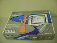 NEW MIMIO Xi USB INTERACTIVE DIGITAL WHITEBOARD DRY ERASE KIT VIRTUAL INK DMA-02