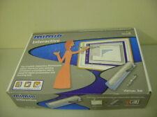New listing New Mimio Xi Usb Interactive Digital Whiteboard Dry Erase Kit Virtual Ink Dma-02