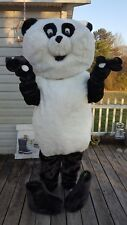 Mascot Costume Giant Panda Paws Head Body Feet Copyright Free Custom Design