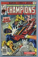 Champions #11 (Feb 1977, Marvel) [Goliath, Hawkeye, Ghost Rider] Byrne Begins /