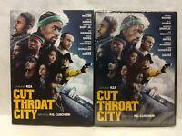 Cut Throat City [New DVD] W/Slipcover