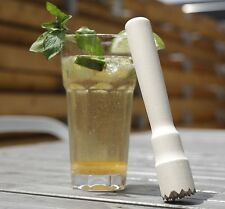 Kikkerland Wooden Cocktail Muddler Bar Mojitos Accessories Essential Utensil