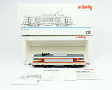 MARKLIN HO SCALE 3321 SNCF BB-15065 ELECTRIC ENGINE