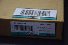 Panduit Pv14-6Rb-3K Tape Reel of 3000 Ring Terminal Connector (Blue)