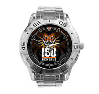 Idaho State Bengals NCAA Stainless Steel Analogue Men's Watch Gift