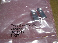 TYCO CONNECTOR LATCH SPRING DB9 PART # 745255-2