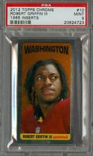 2012 Topps Chrome 1965 Inserts Robert Griffin III #10 PSA 9 Redskins ROOKIE
