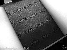Lot de 10 feuilles papier carbone à main ou machine NOIR black A4 21 x 29,7cm