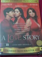 Tagalog/Filipino DVD: A LOVE STORY