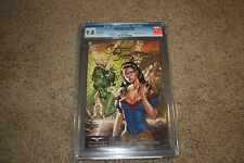 Grimm Fairy Tales #37 Limited Edition Variant Cover 2009 CGC 9.8