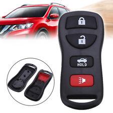 2pc Remote Key Cover Smart Key for Nissan 350Z Murano Titan Pathfinder KBRASTU15