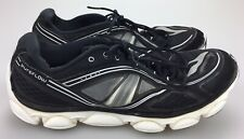 Brooks Pureflow P3 Running Athletic Mens Shoes Size 6 Eur 38.5 Black White