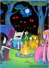 Adventure Time with Finn & Jake # 6 James Lloyd Variant Comic Cover Magnet