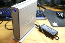 LaCie 250 GB external hard Drive USB Firewire