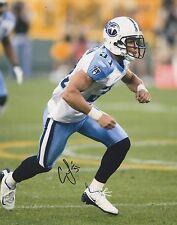 Cortland Finnegan Tennessee Titans Signed 8x10 Autographed Photo W/COA