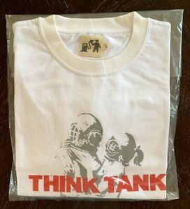 BLUR 'Think Tank' Official 2003 Parlophone/ BANKSY promotional shirt