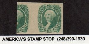 1863 CSA Confederate States - SC 13 Single Gutter with Measles, Plate Flaw MNH