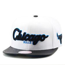 Mitchell & Ness Chicago Bulls Snapback Hat Cap For Jordan Retro 10 Orlando