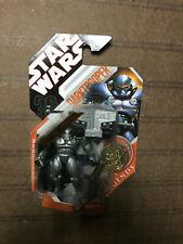 Star Wars 30th TAC Action Figure Saga Legends Darktrooper w/ Gold Coin