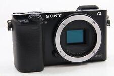 Sony ILCE Alpha A6000 Body schwarz, guter Zustand, nur englisch