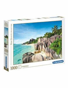 Clementoni 1000 Piece Jigsaw Puzzle - Paradise Beach