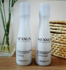 Nexxus Emergencee Shampoo & Conditioner Duo Set - Step 1 & Step 2 - 89ml Bottles