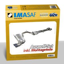 IMASAF Auspuffanlage komplett für Renault R 4 + Kasten + Rodeo 0.8 1961-1983