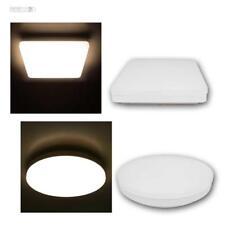 LED Deckenlampe mit HF Bewegungsmelder 20W 230V, Wandleuchte / Deckenleuchte